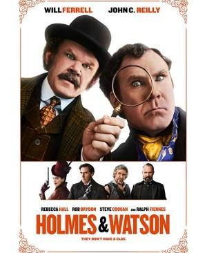 Holmes and Watson (2019)